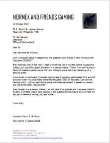 Official Letter With Letterhead Letterhead W Formal Letter Diiiiij