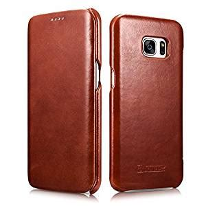 Flip Leather Cover Inspire 360 Exclusive Series galaxy s7 edge leather tomplus business