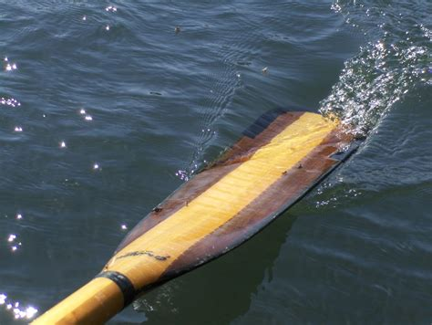 boat oars with oar locks oars and oar locks wooden boat people