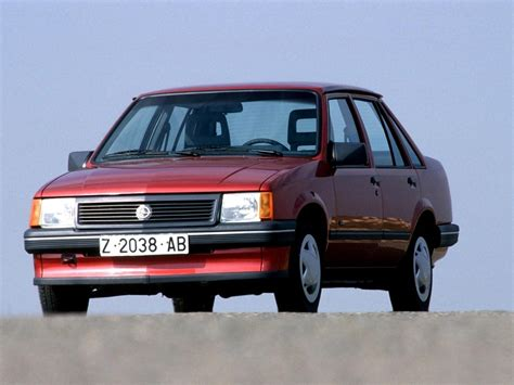 opel corsa sedan opel corsa a sedan 1985