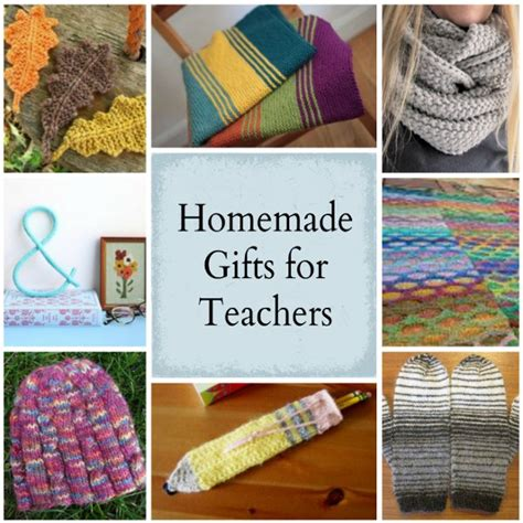 Handmade Gift Ideas For Teachers - gifts for teachers stitch and unwind