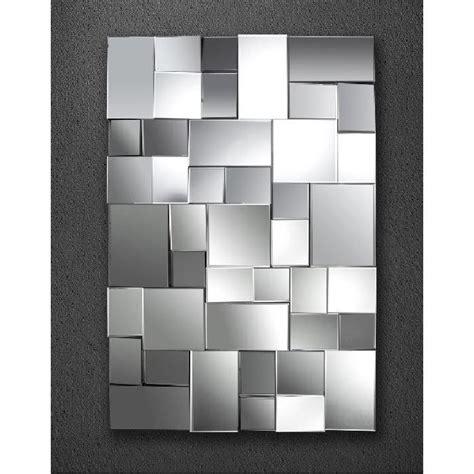miroir design a facettes achat vente miroir