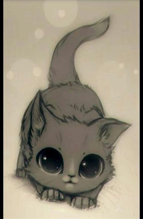 imagenes de gatos anime kawaii gatitos kawaiis anime amino