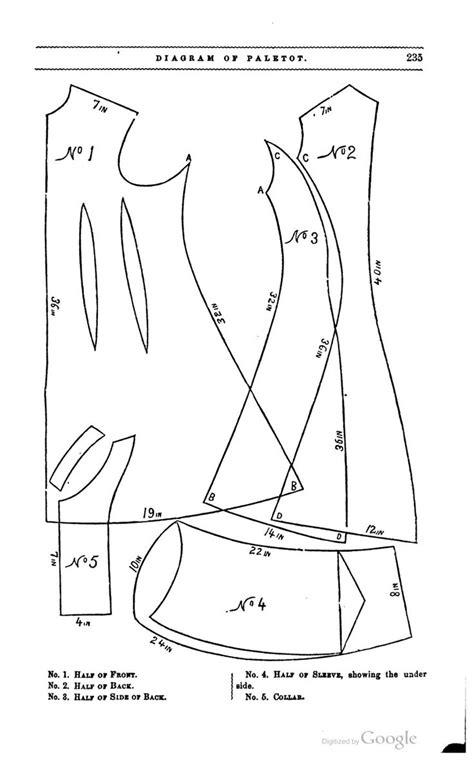 pattern drafting magazine 271 best patterns tutorials victorian images on