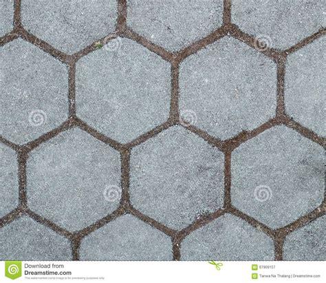 pattern block tiles pattern street cement tiles block floor background stock