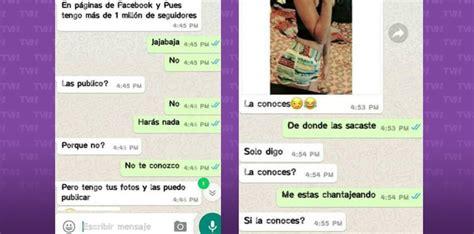 imagenes de mujeres whatsapp tamaulipeco le exigi 243 fotos desnuda por whatsapp 161 y ella