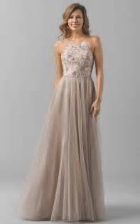 wedding dresses and bridesmaid dresses 25 best ideas about chagne bridesmaid dresses on