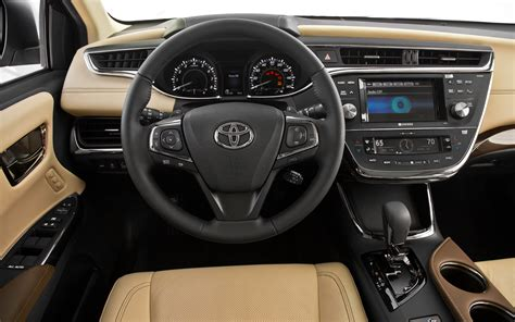 Toyota Avalon Interior Toyota Avalon 2013 Interior