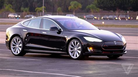 Tesla Singles Tesla Announces Single Motor 70kwh Model S For 70 000