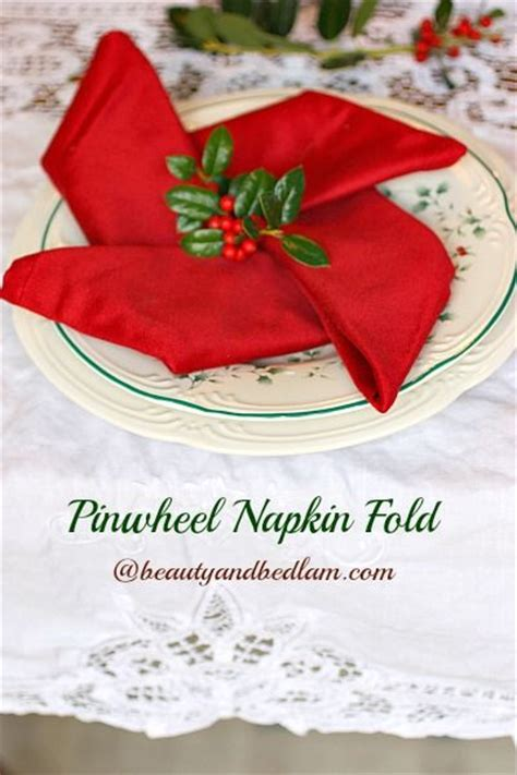 How To Fold Paper Napkins For A Wedding - 259 best napkin fold images on