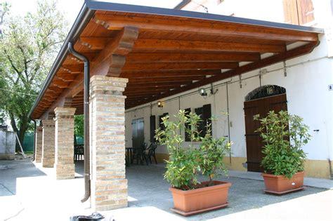 tettoia definizione pensile tettoie pergolati verande estudio de proyectos