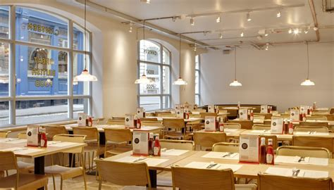 Canteen Covent Garden   London Restaurant Bar Reviews