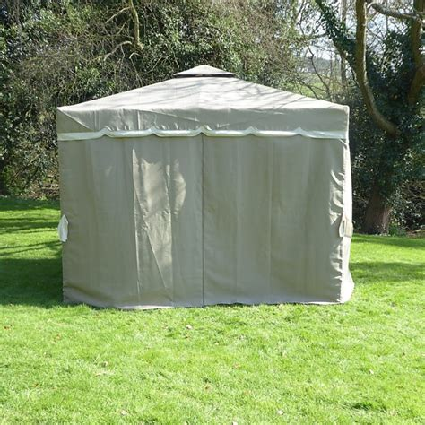 gazebo firenze florence 3m x 3m gazebo two tone my new gazebo