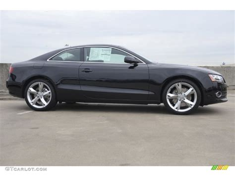 Audi A5 Black by 2012 Audi A5 Coupe Black Www Imgkid The Image Kid