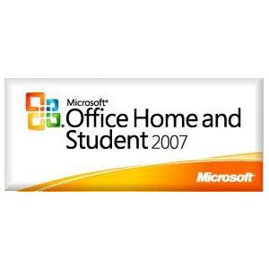 microsoft office home and student edition 2007 for 3 pc s