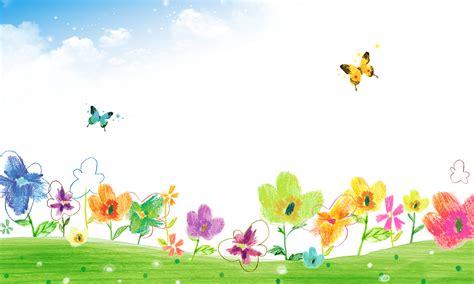 dessin de crayon fleur papillon affiche le contexte