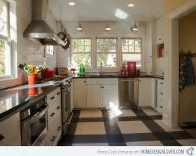 Different Kitchen Designs 15 Different Kitchen Flooring Designs Home Design Lover