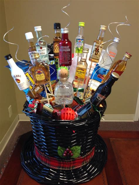 men s gift basket great for the boss gift ideas