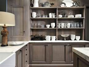 Gray Kitchen Cabinet Ideas by Natural Grey Kitchen Cabinets Ideas Design Ideas