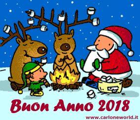 clipart buon anno buon 2018 gif animata buon anno 2018