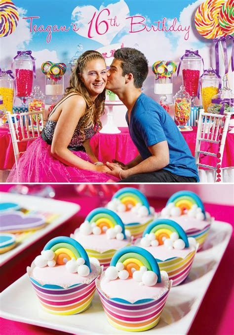 themes for teenage girl parties 16 teenage girl birthday celebration theme decorazilla