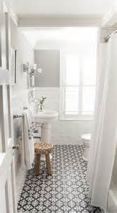 small bathroom ideas with high contrast patterned floor tile image and change the look your flooring