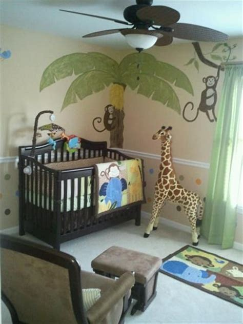 Jungle Themed Nursery Ls by Baby Nursery Photos Unique Nursery Ideas Baby Decorations Jungle Theme Boys