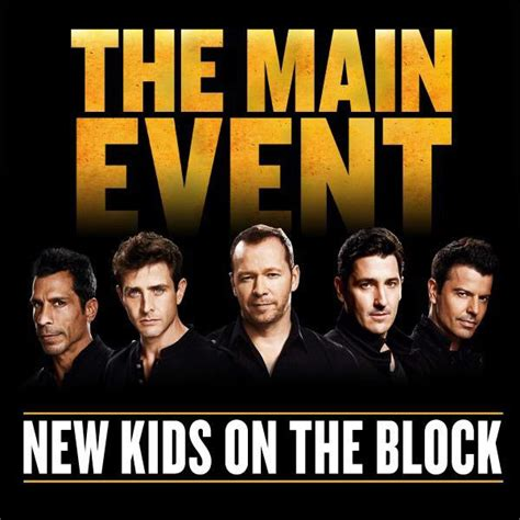 New Block Crop Mc New On The Block Tour Announce Event With Tlc