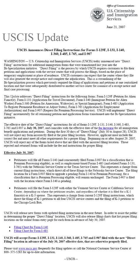 Uscis Office Locator by Uscis Vermont Service Center Courier Address Website Of