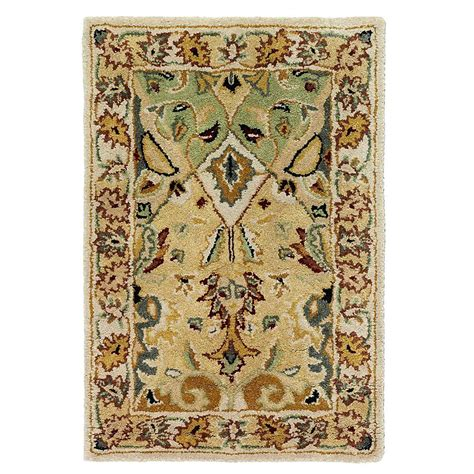 home decorators area rugs home decorators collection rhodes ivory 2 ft x 3 ft area