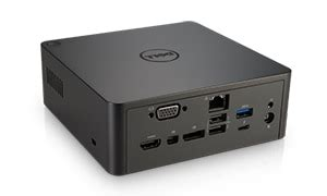dell thunderbolt dock tb16 docking station vga, hdmi