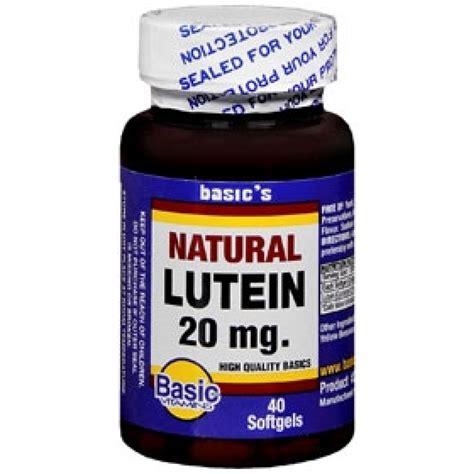 Suplemen Lutein lutein supplement 1220805