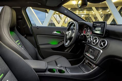 green mercedes a class 2016 mercedes a class gets updates a45 amg gains more