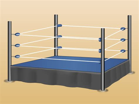 how to make a backyard wrestling ring how to make your own wrestling ring 8 steps with pictures