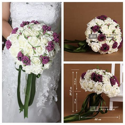 Simple Bridesmaid Flowers by Simple Pe Flowers Bridal Bouquet Wedding Accessories