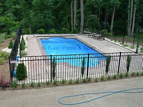 backyard pool fence ideas 17 best images about pool fencing ideas on pinterest