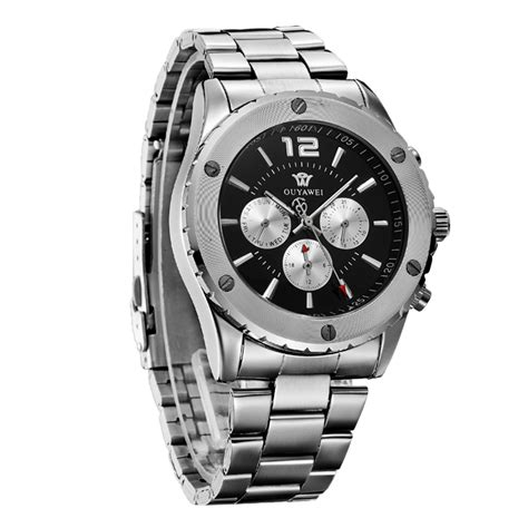 Ouyawei Luxury Stainless Steel Automatic Mechanical Oyw133 ouyawei luxury stainless steel automatic mechanical