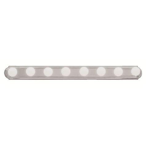 bathroom lighting brushed nickel finish kichler bathroom light in brushed nickel finish 5019ni destination lighting