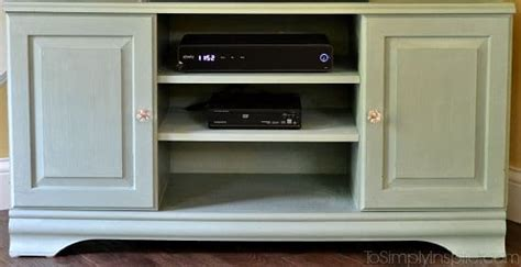 chalk paint tv cabinet how to paint wicker furniture with a brush chair makeover
