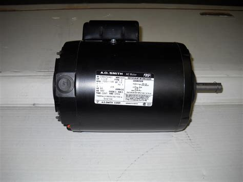 motor used in cooler a o smith evaporative cool 165347 for sale used