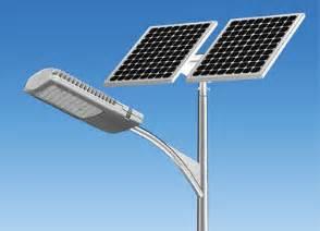 All In One Solar Street Light - solar powered street lights solar street lighting