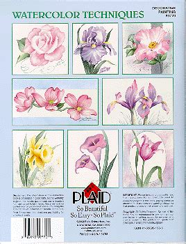 beginner s guide to botanical flower painting books watercolor techniques for the beginner by louise jackson