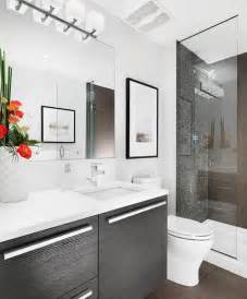 ideas for modern bathrooms small modern bathroom ideas dgmagnets