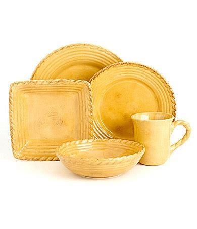 artimino tuscan countryside yellow dinnerware dillards mellow yellow