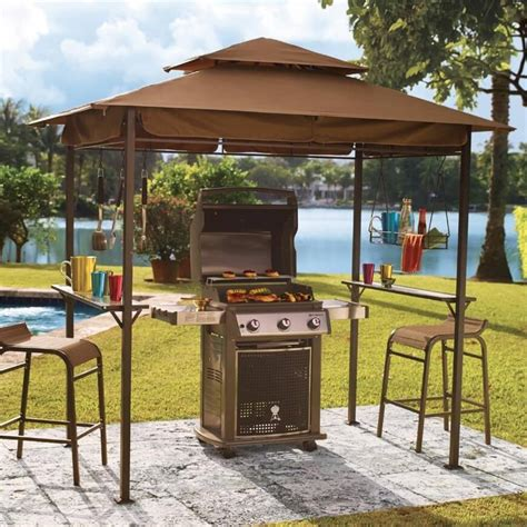 Grilling Porch by 30 Grill Gazebo Ideas To Fire Up Your Summer Barbecues