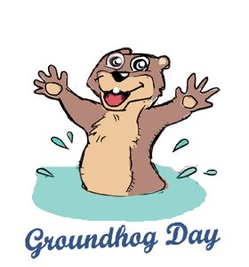 groundhog day 2018 groundhog day calendar history events quotes facts