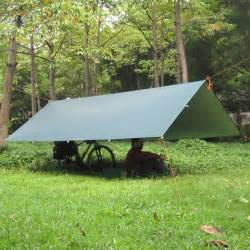 Tarp Awning Awning Canopy Shelter Tent Camping Waterproof Rain Outdoor