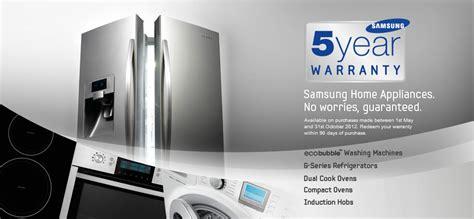 year warranty  samsung kitchen appliances dalzells blog