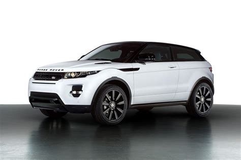 black land rover range rover range rover evoque black pack launched autoevolution