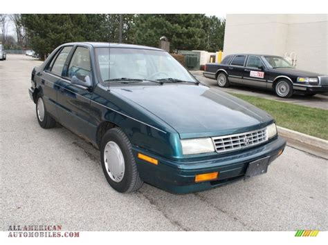 how does cars work 1993 plymouth sundance security system 1993 plymouth sundance sedan in emerald green pearl metallic photo 3 611586 all american